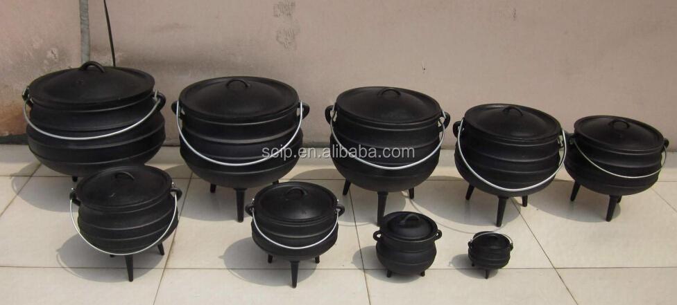 33 Gallonen Riesigen Wasserkocher/gusseisen Kessel Größe 33 - Buy ...