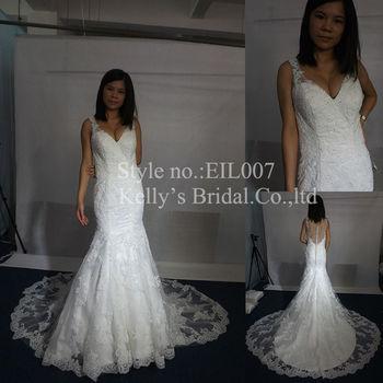 Bodycon Wedding Dress