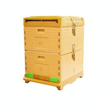 2018 Hot sale box plastic bee hives and beehive