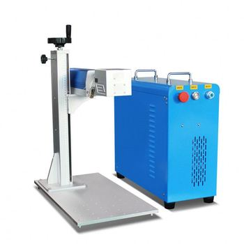 Best Quality China Manufacturer Ly Optical Fiber Laser Marking Machine For Metal