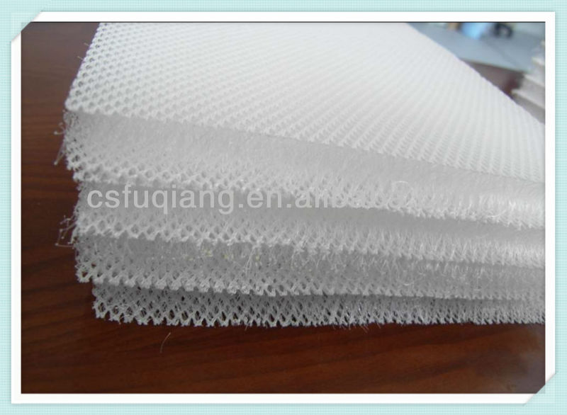 Recycled Airflow Polyester 3D Mesh Fabric