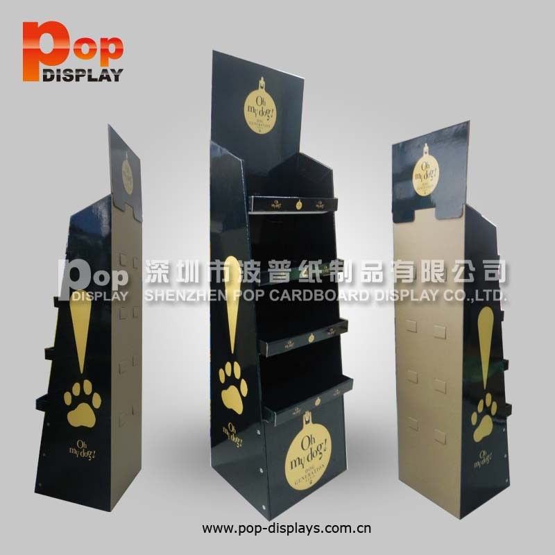point of sale shoes display stand