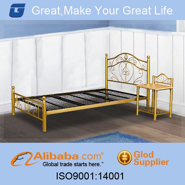 China wholesale single bed bases only