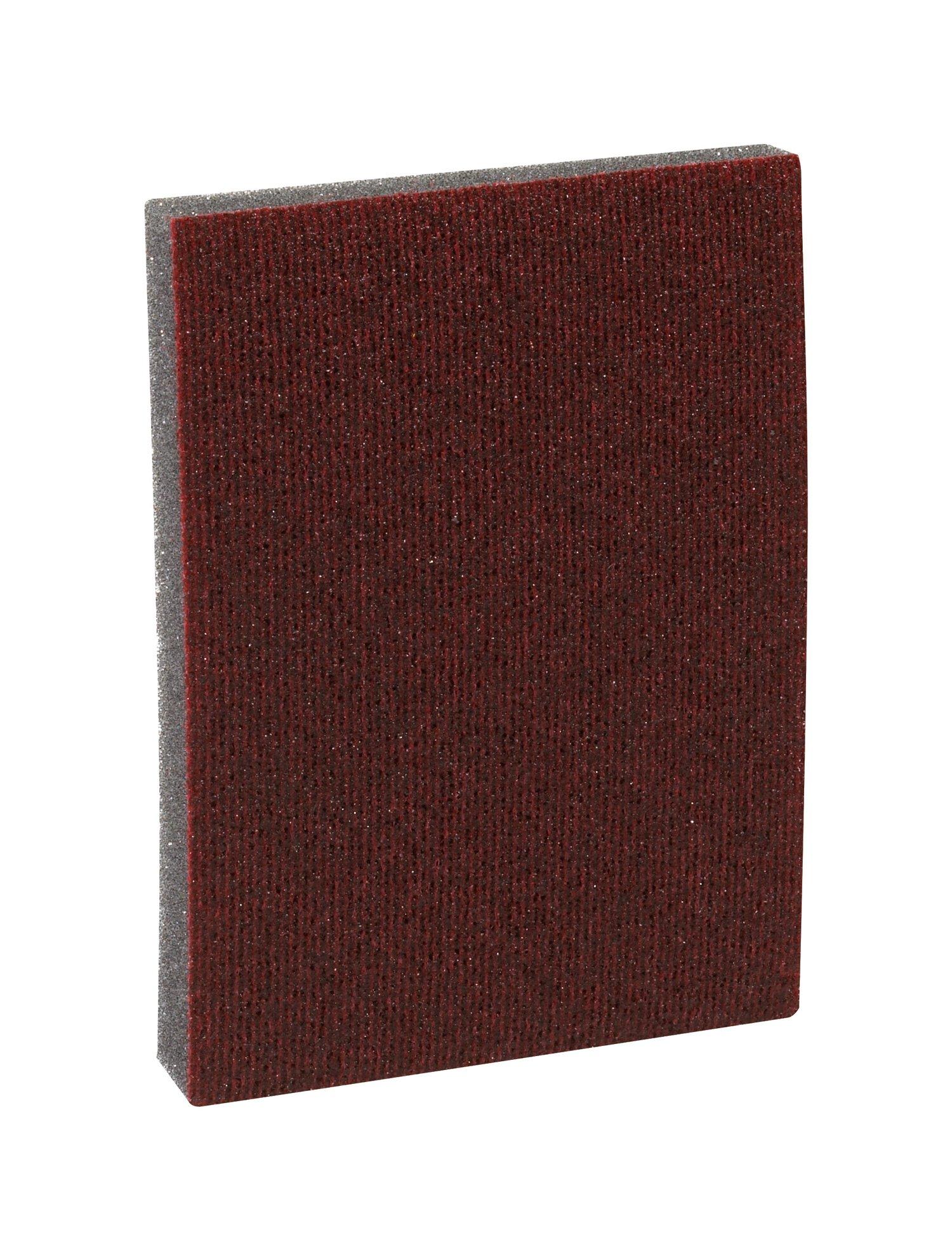 Fine Grit 3M Between Coats Sanding Sponge 4.5-Inch by 5.5-Inch