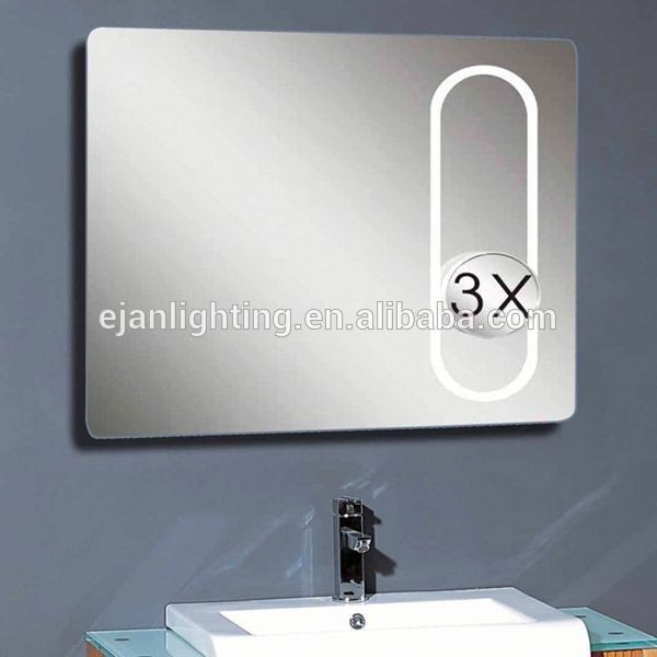 Bluetooth Bathroom Mirror Youtube bluetooth speaker led lighted bathroom mirror makeup mirror vanity