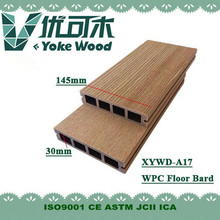 Highest cost effective WPC timber