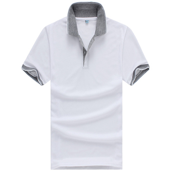 f365dc19 Men uniforms color combination collar design wholesale polo shirts china