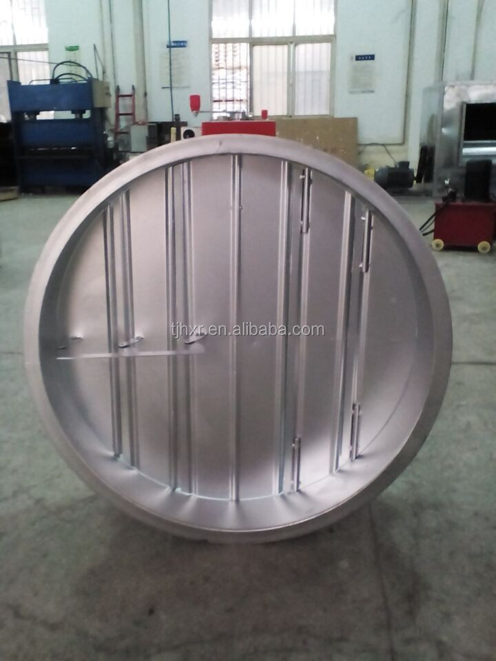 Hvac Motorised Dampers Electric Air Duct Damper Buy