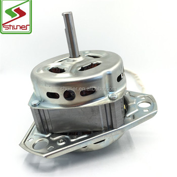 45w-180w Power and Copper /aluminum /copper clad aluminum Winding Spare Parts for Washing Machine Motor