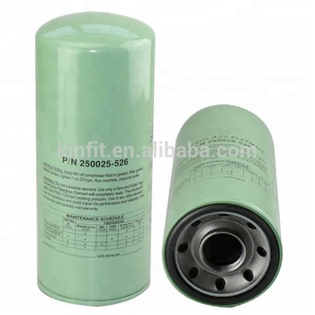 Hydraulic Oil Filter Cross Reference 250025-526 W1268/1 BT610-MPG HC-7973 HF6822