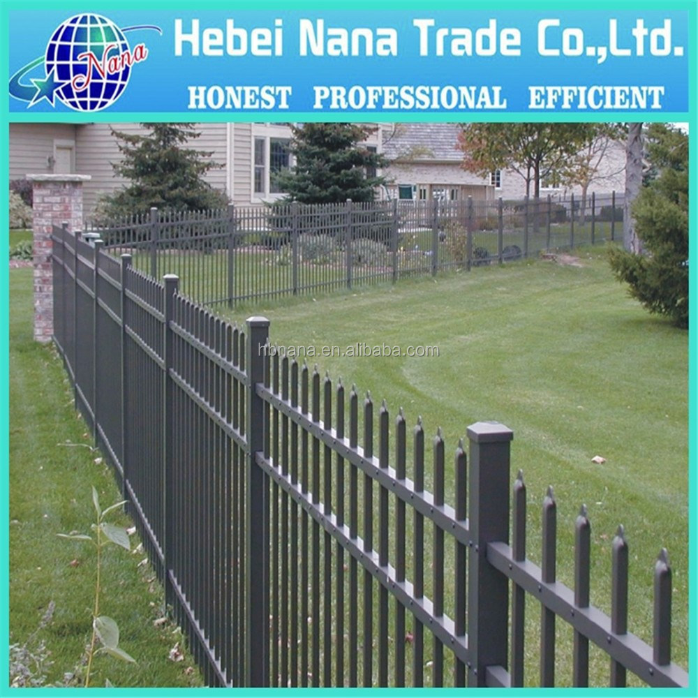 Estate Fence and Gates / Aluminum garden fencing panels