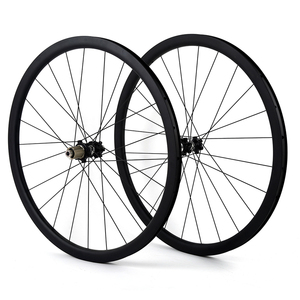 Alibaba welcomed clincher aluminum rims 24 spokes wheelset for sale