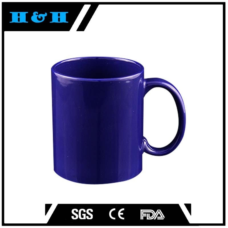 Promotional couple unbreakable ceramic coffee cup and mug