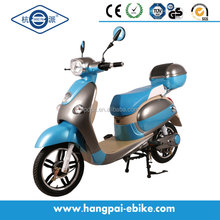 48v 12Ah lead acid battery 350w 500W optional two 2 wheel pedal assist electric scooter