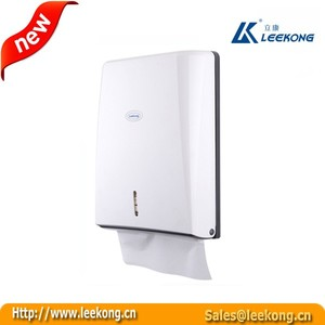 ABS Plastic Toilet Hand Multifold Paper Towel Dispenser