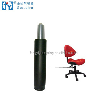 45mm Chair Gas Spring Office Lift Black Strut For Chairs