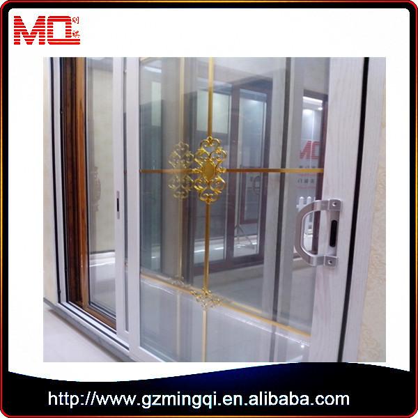 Marco De Aluminio Terraza Puerta Corredera De Vidrio Precio De La Empresa Buy Puerta Corredera Puerta Principal Diseño De Rejilla De Puerta De