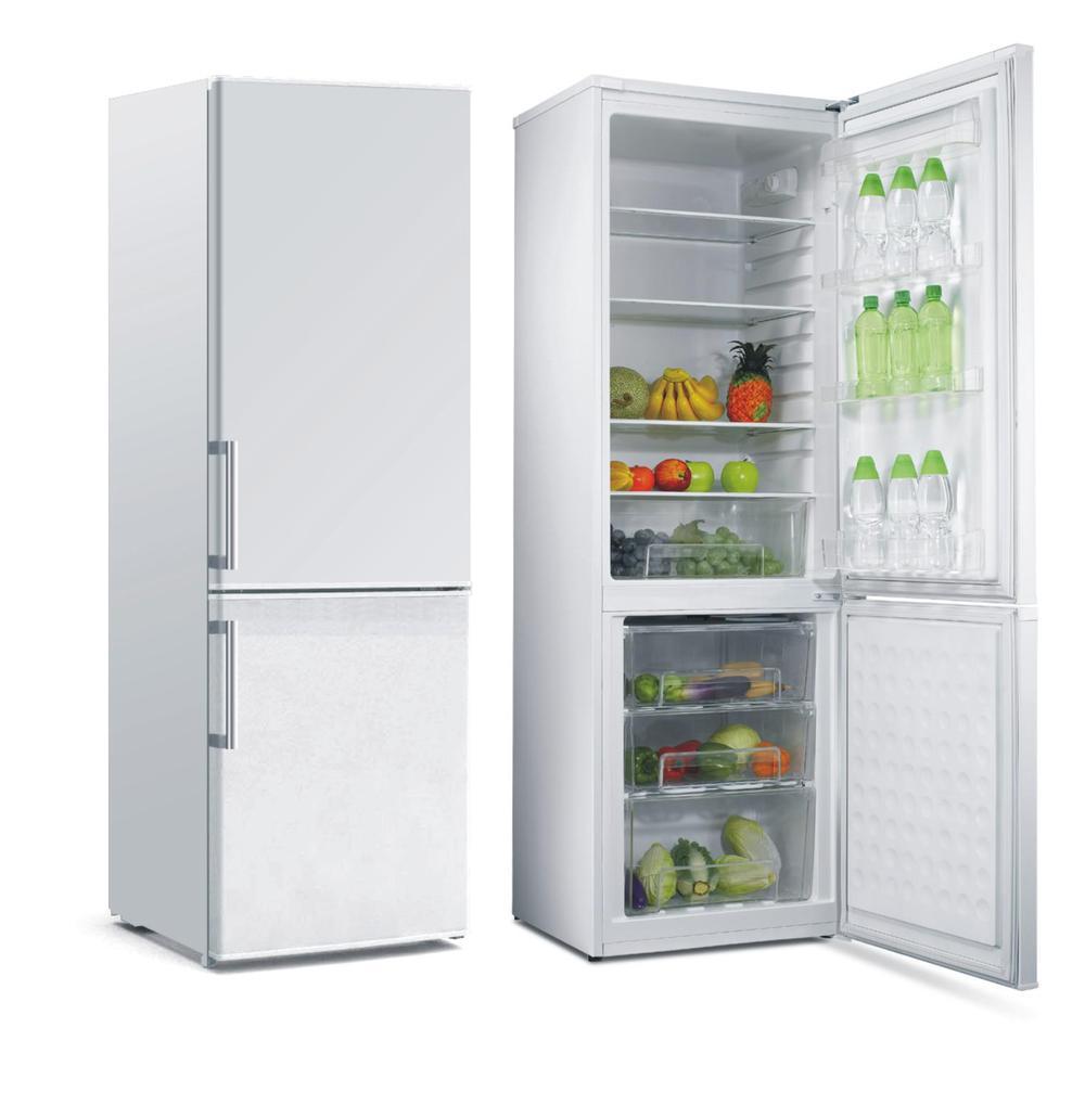 310l Nationalen Frostfrei Kombi Günstige Gemüse Kühlschrank - Buy ...