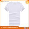 Custom mens t-shirts promotional plain soft cotton t-shirt, printed your logo