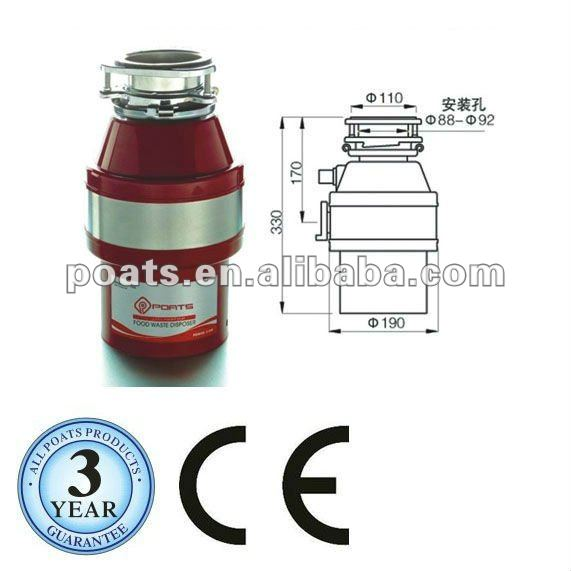 Food Waste Disposer, Food Waste Disposer Suppliers And Manufacturers At  Alibaba.com