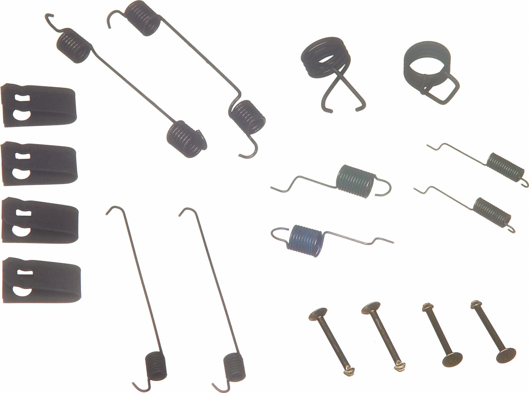 Wagner H7144 Drum Brake Hardware Kit Rear