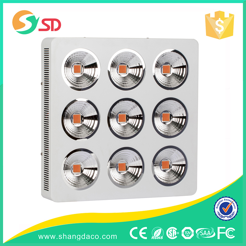 New products US Market COB 1800w 1500w led grow light for vertical farming