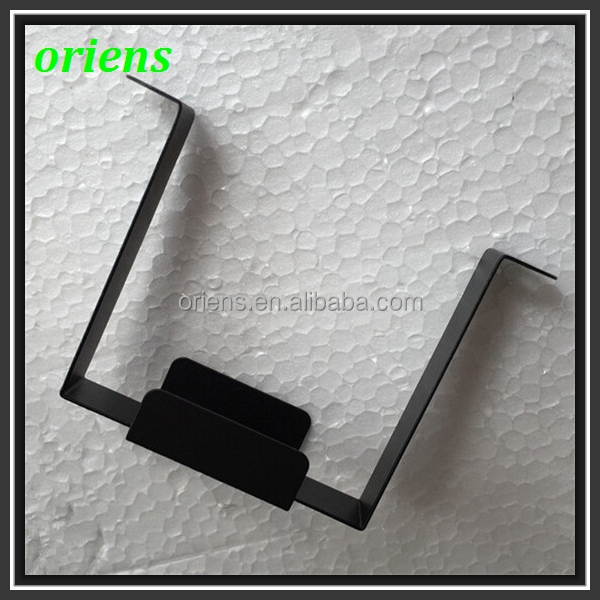 Custom different sizes U shaped metal slide bracket