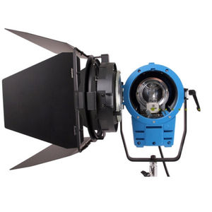 1000W Fresnel Tungsten Halogen Fresnel Video Film Lighting SpotLight Photo Studio Continuous Yellow Light