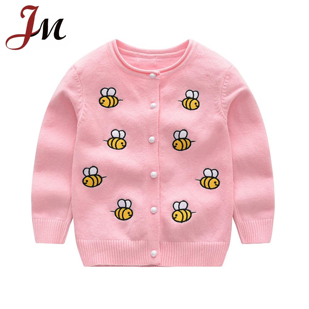 Último diseño suéter tejer único patrón Rosa coreano niñas cardigan ...