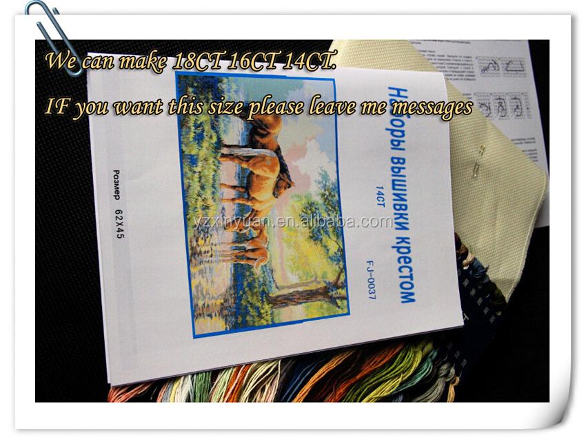 Наборы вышивок крестом по почте