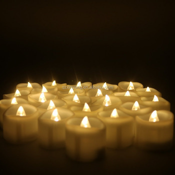 Newest Led Mini Candle Tealight Candles For Weeding