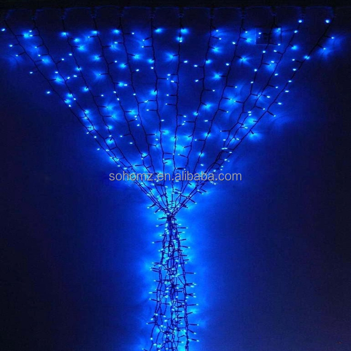 Multicolor Christmas Light Led String Light Curtain Lights