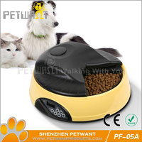 Dog cat application timer automatic pet trough pet bowl