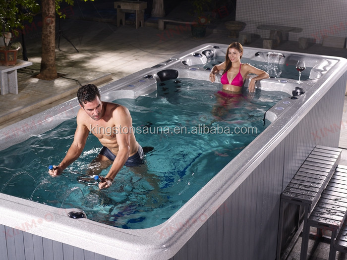 Outdoor massage whirlpool JCS-SS1