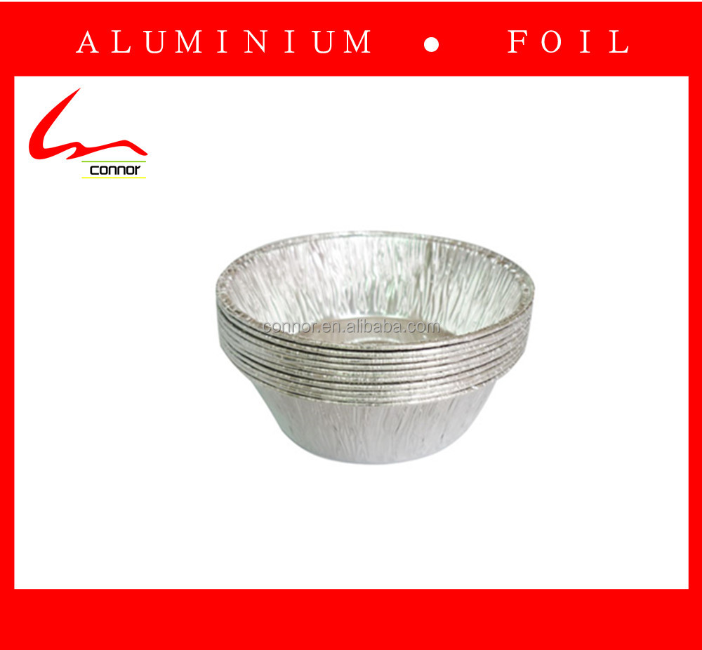 Disposable Best Sellers Household Aluminum Foil Little Cake Bowl/ Cup