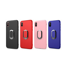 2018 trending phone case phone shell with phone ring holder