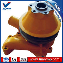 AT Excavator Water Pump Assy 6136-61-1101 PC200-1 PC200-2 S6D105 6D105 water pump