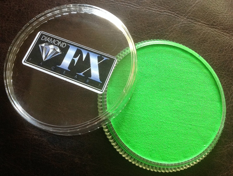 Diamond FX Face Paint Neon 32g Green