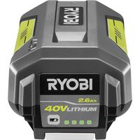 Replacement battery for RYOBI 40V 2.6Ah Lithium-Ion cordless Battery