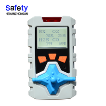 KP836 Portable 4 in 1 gas leak detector oxygen leak detector with factory price