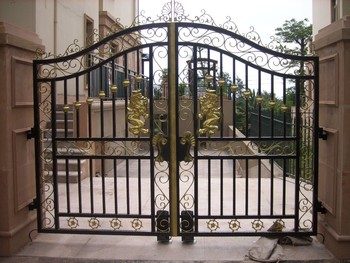 Luxury Wrought Main House Iron Interior Gate Design Buy Gates With