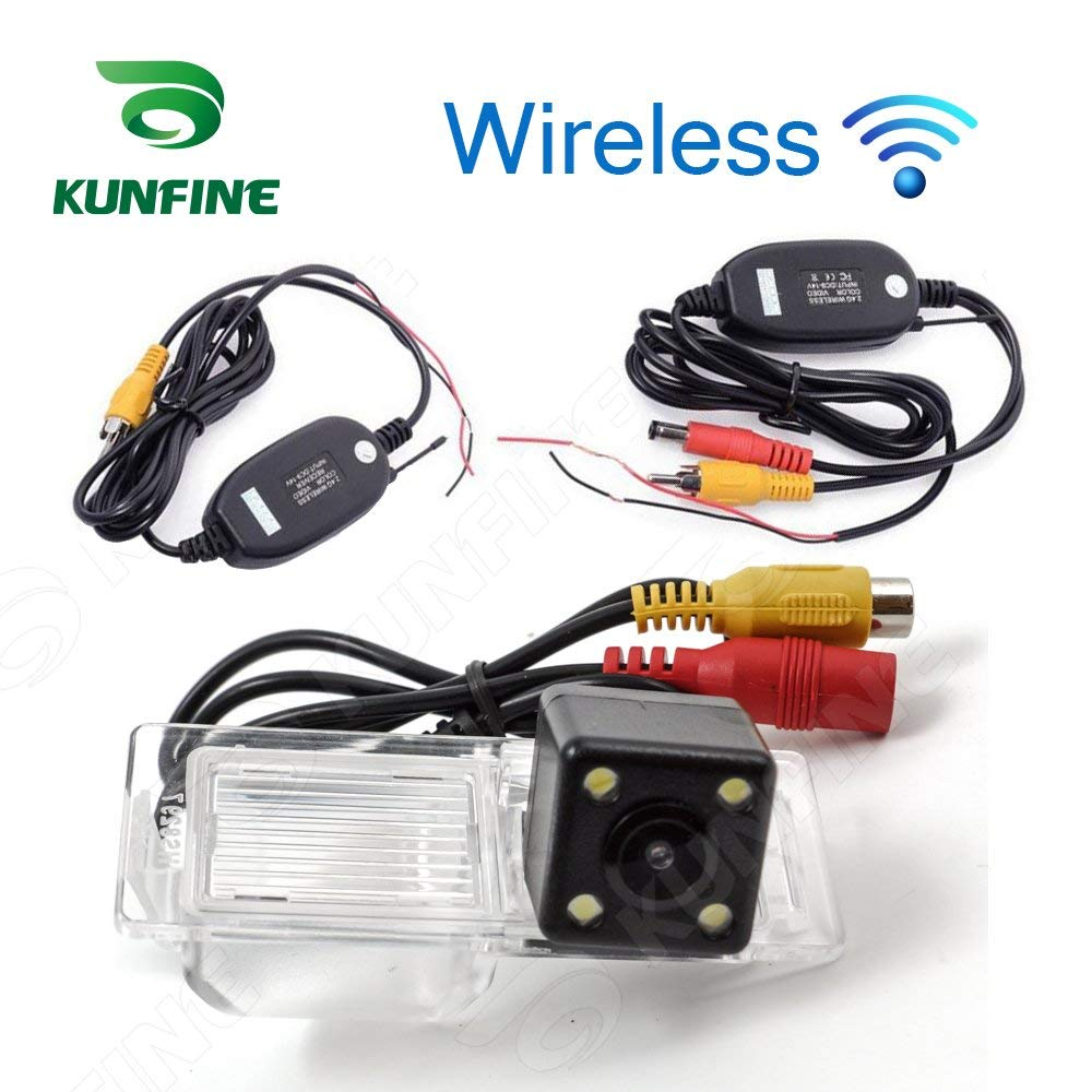 Wireless Car Rear View Camera Parking Camera Night Vision Wireless Backup Camera for Buick LaCrosse 09/10/11/12/13/14/15 Buick EXCELLE sedan