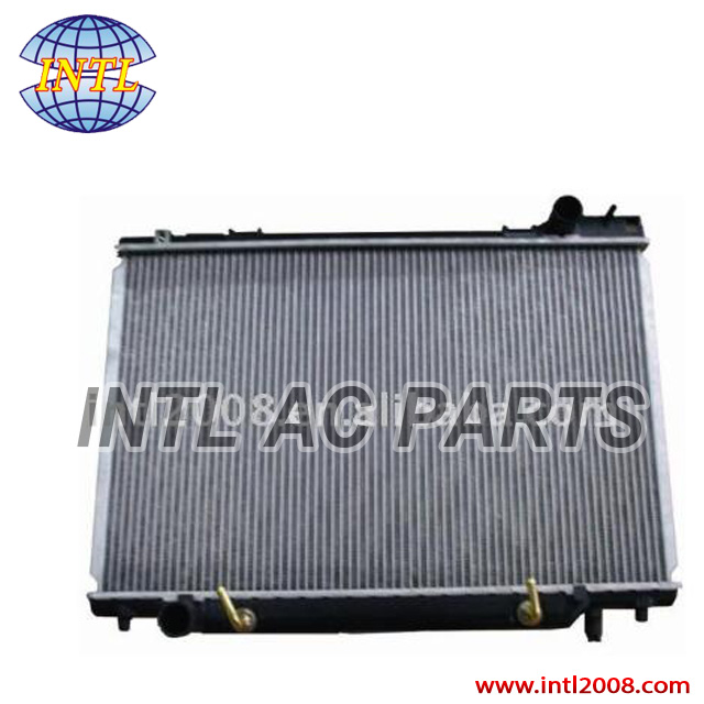 Car radiator for Toyota TCR10 1640076082