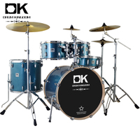 Best Selling latest design musical instruments set custom drum kits