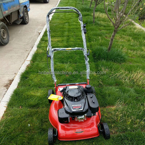 Riding Hand Push Lawn Mower With Mini Hay Baler Wholesale