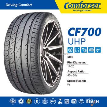 Comforser Pcr Tyre 275/65r18 Tire 245/70r16 225/50 R17 Passenger ...