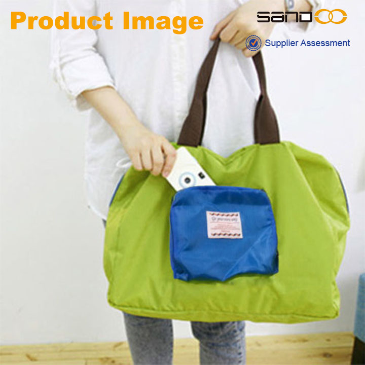 Hot Foldable Bag,Waterproof Beach Bag,Nylon Foldable Shopping Bag ...