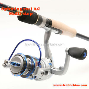 Wholesale fishing reel used in stock