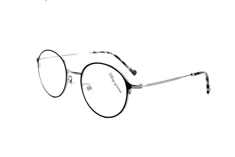 2158fb16a0 Get Quotations · D6071 New Fashion Eyeglasses Frame Imported Alloy Memory Metal  Women s Men s Optical Vintage Retro Eyewear Glasses