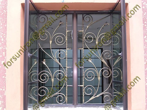 House window grill styles images for Best house grill design